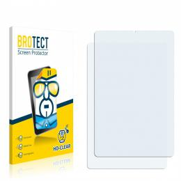 2x BROTECTHD-Clear Screen Protector Samsung Galaxy Tab S6 Lite WiFi