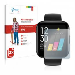 2x Vikuiti MySafeDisplay Screen Protector Realme Watch