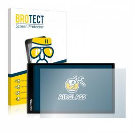 AirGlass Premium Glass Screen Protector Garmin DriveSmart 61 LMT-S