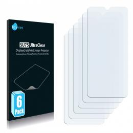 6x SU75 UltraClear Screen Protector Xiaomi Redmi 9C