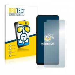 AirGlass Premium Glass Screen Protector Motorola Moto G9 Plus
