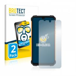2x BROTECTHD-Clear Screen Protector Ulefone Armor 8