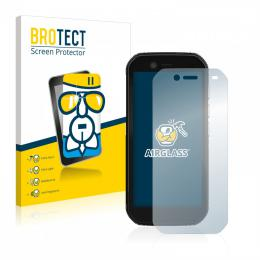 2x BROTECTHD-Clear Screen Protector Caterpillar Cat S42