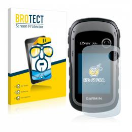 2x BROTECTHD-Clear Screen Protector Garmin eTrex 30x