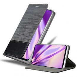 Pouzdro pro Samsung Galaxy M11 šedé