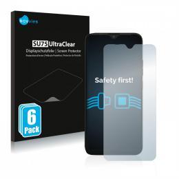 6x SU75 UltraClear Screen Protector Gigaset GS4