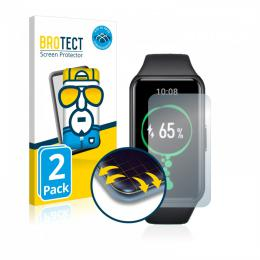2x BROTECT Flex Full-Cover Protector Honor Band 6