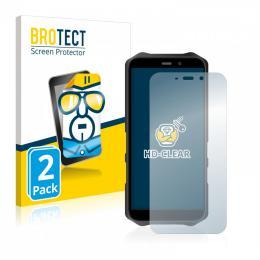 2x BROTECTHD-Clear Screen Protector Oukitel WP12