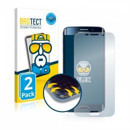 BROTECT Flex Full-Cover Protector Samsung Galaxy S6 Edge