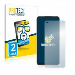 2x BROTECTHD-Clear Screen Protector Asus ZenFone 8
