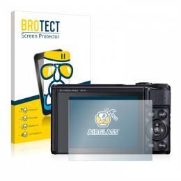AirGlass Premium Glass Screen Protector Canon PowerShot SX740 HS