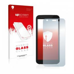 upscreen Hybrid Glass Clear Premium Protector Caterpillar Cat S52