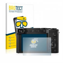 AirGlass Matte Glass Screen Protector Panasonic Lumix DMC-TZ101