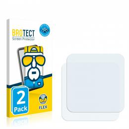 2x BROTECT Flex Full-Cover Protector Garmin vivofit Junior 3