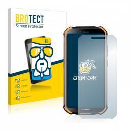 AirGlass Premium Glass Screen Protector Doogee S40