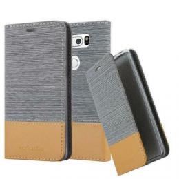 Pouzdro FLIP pro LG V30 šedé