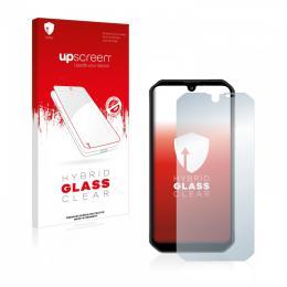 upscreen Hybrid Glass Clear Premium Protector Blackview BV9800 Pro
