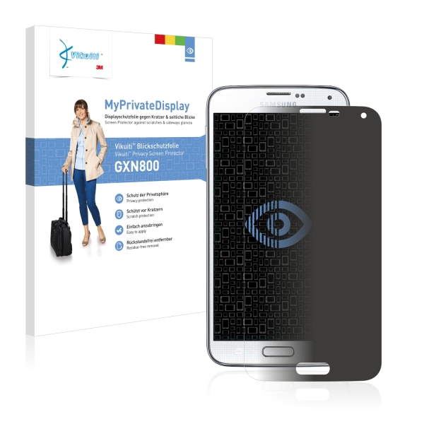 Vikuiti MyPrivateDisplay Privacy Screen Protector Samsung Galaxy S5