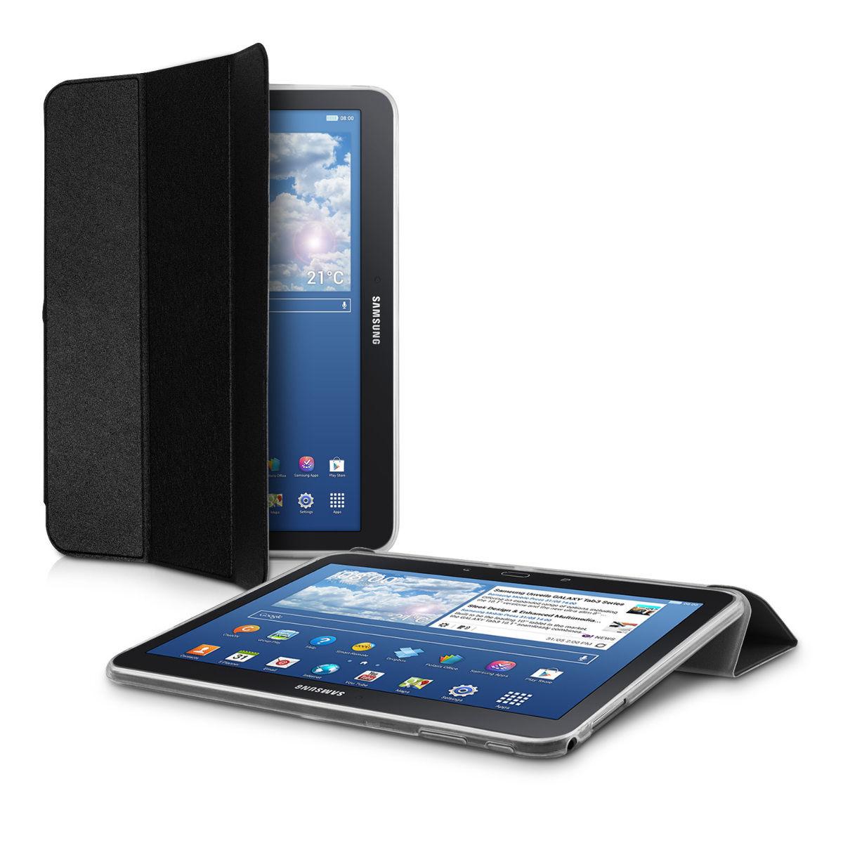 Pouzdro pro Samsung Galaxy Tab 4 10.1 T535 černé