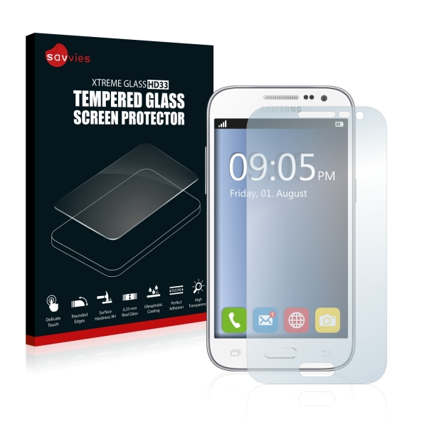 Tvrzená fólie Tempered Glass HD33 Samsung Galaxy Core Prime G360