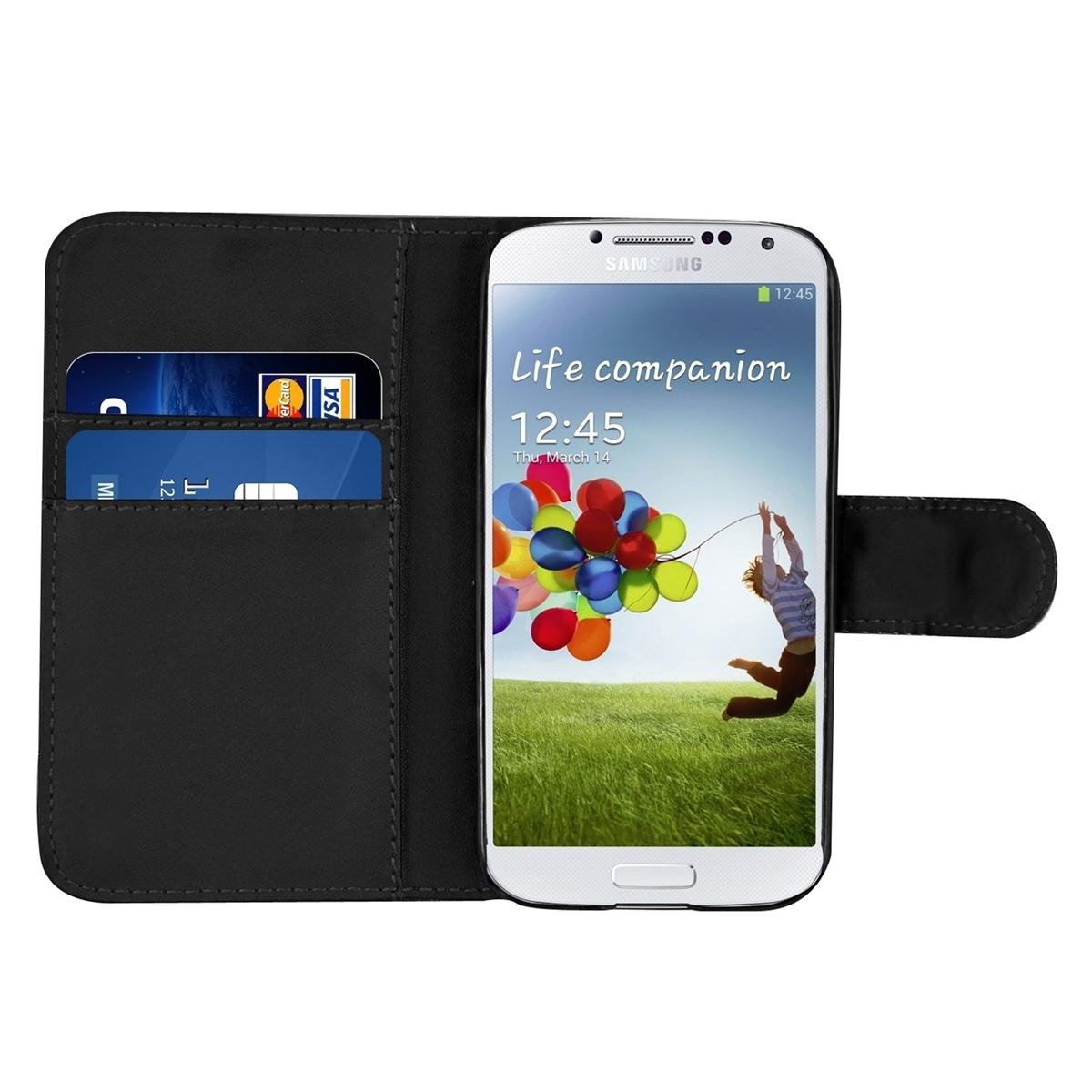 Pouzdro pro Samsung Galaxy S4 černé