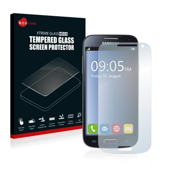 Tvrzená fólie Tempered Glass HD33 Samsung Galaxy S4 mini LTE (4G) I9195