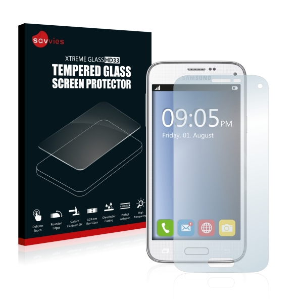Tvrzené sklo Tempered Glass HD33 Samsung Galaxy S5 mini