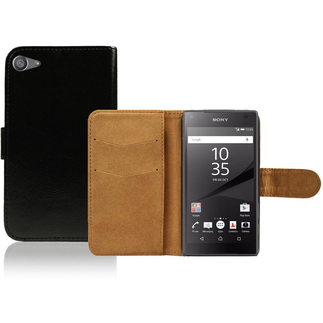 Pouzdro pro Sony Xperia Z5 Compact černé