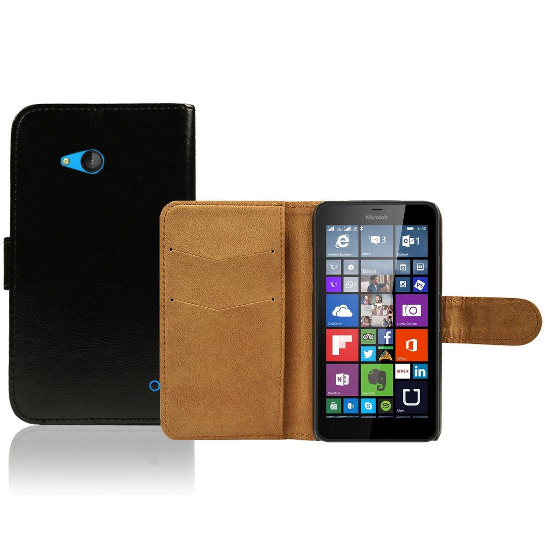 Pouzdro pro Microsoft Lumia 640 černé