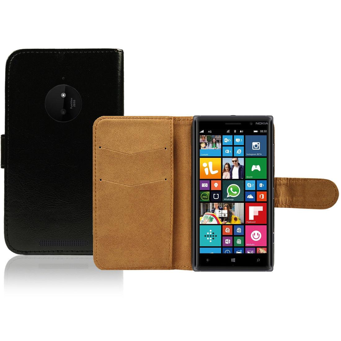Pouzdro pro Nokia Lumia 830 černé