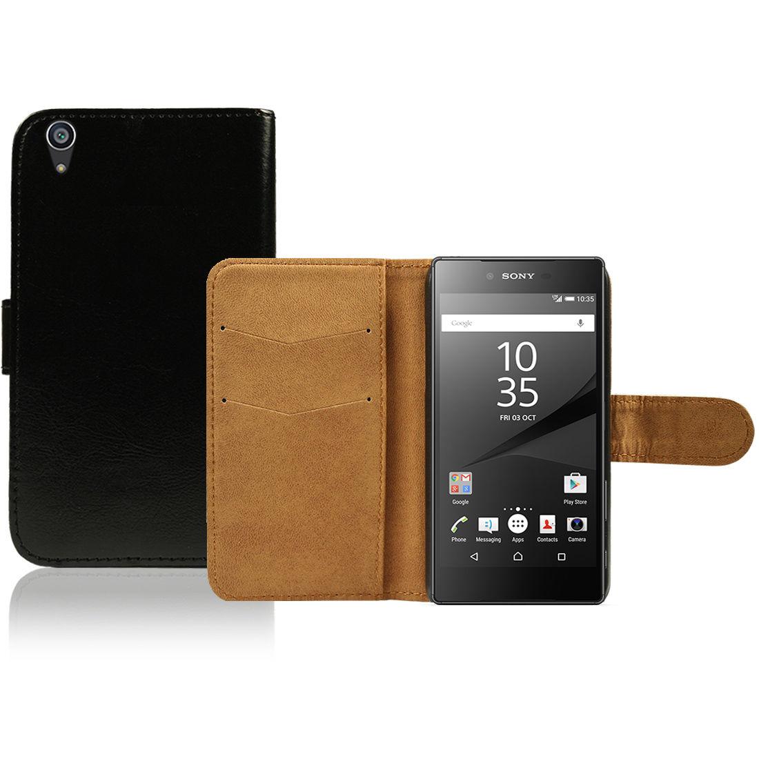 Pouzdro pro Sony Xperia Z5 Premium černé