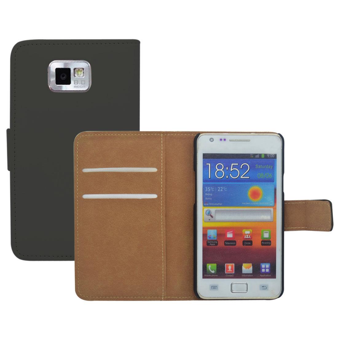 Pouzdro pro Samsung Galaxy S2 i9100 černé