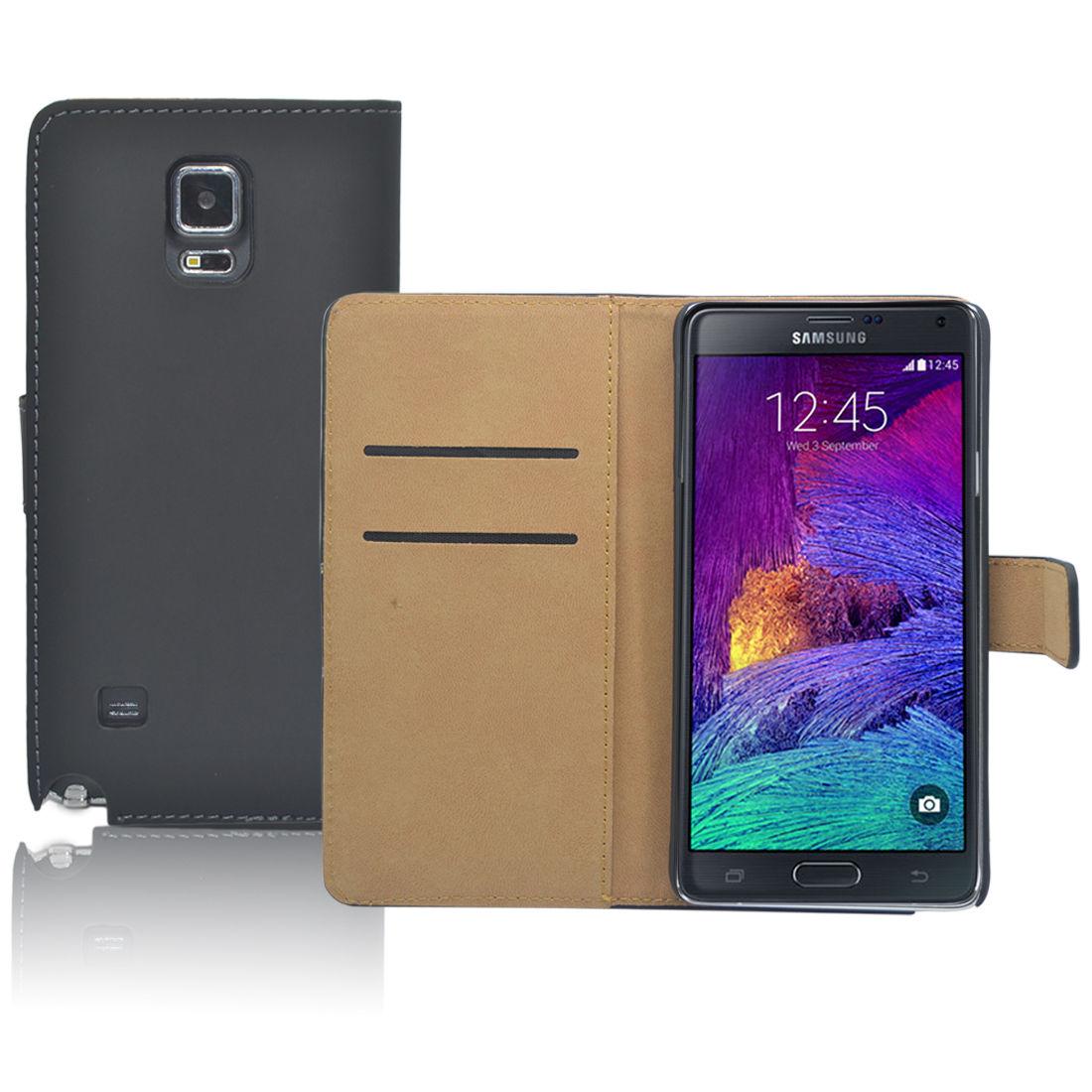 Pouzdro pro Samsung Galaxy Note 4 N910 černé