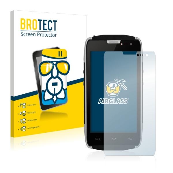 AirGlass Premium Glass Screen Protector Doogee Titans2 DG700