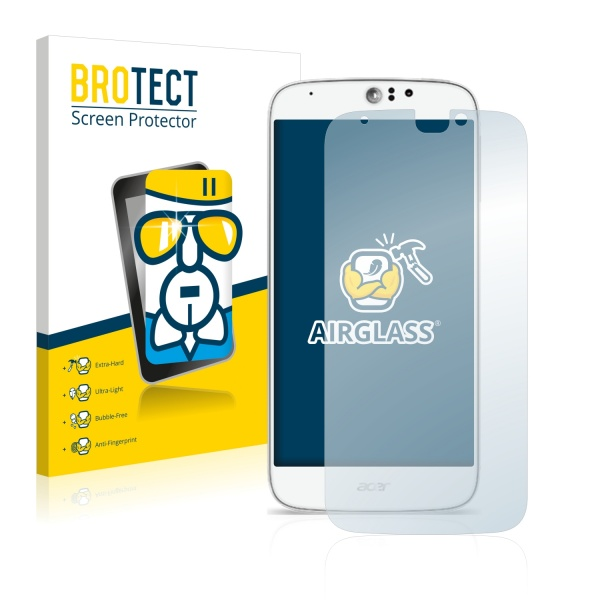AirGlass Premium Glass Screen Protector Acer Liquid Jade Z