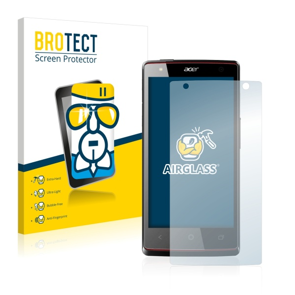 AirGlass Premium Glass Screen Protector Acer Liquid E3 E380