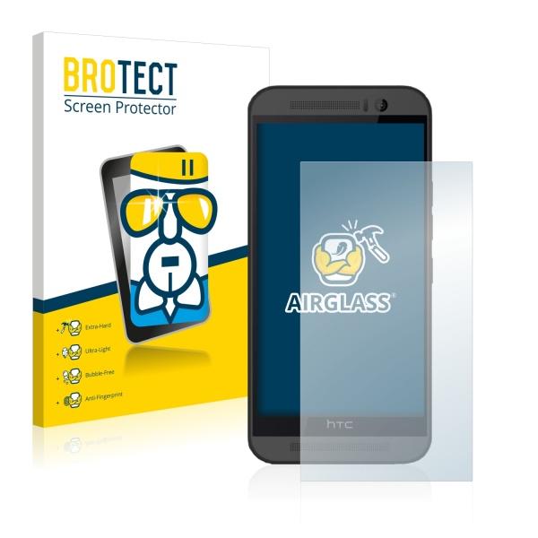 AirGlass Premium Glass Screen Protector HTC One M9