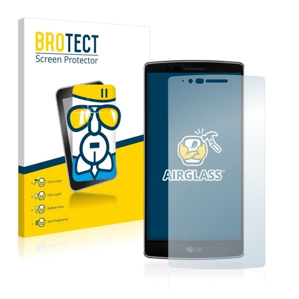 AirGlass Premium Glass Screen Protector LG G Flex 2
