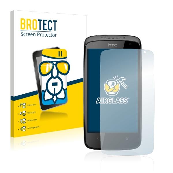 AirGlass Premium Glass Screen Protector HTC Desire 500