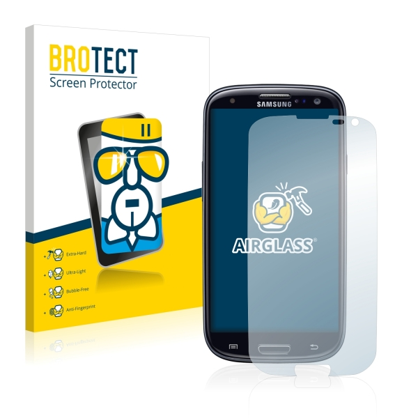 AirGlass Premium Glass Screen Protector Samsung Galaxy S3 Neo I9300I