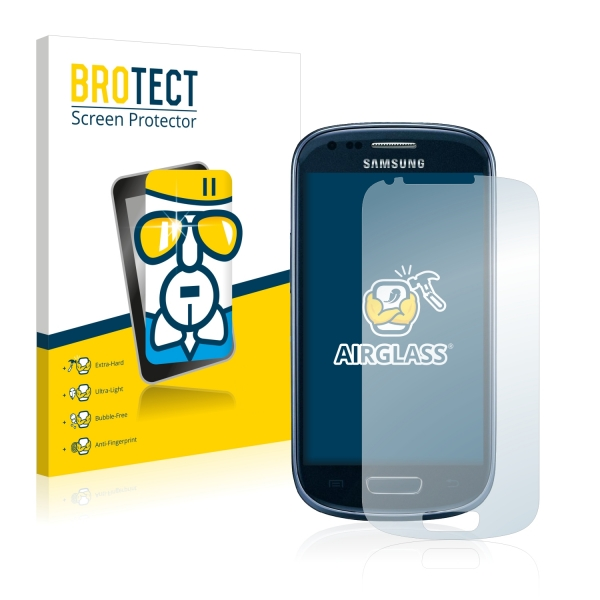 AirGlass Premium Glass Screen Protecto Samsung Galaxy S3 Mini I8190
