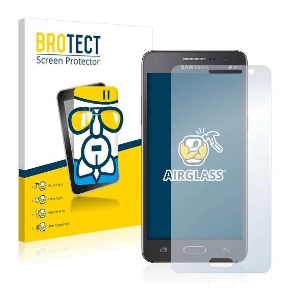 AirGlass Premium Glass Screen Protector Samsung Galaxy Grand Prime SM-G530H