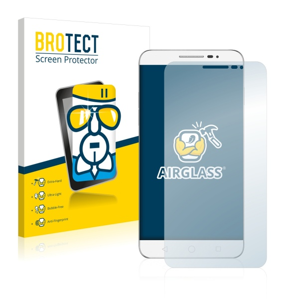 AirGlass Premium Glass Screen Protector Coolpad Modena