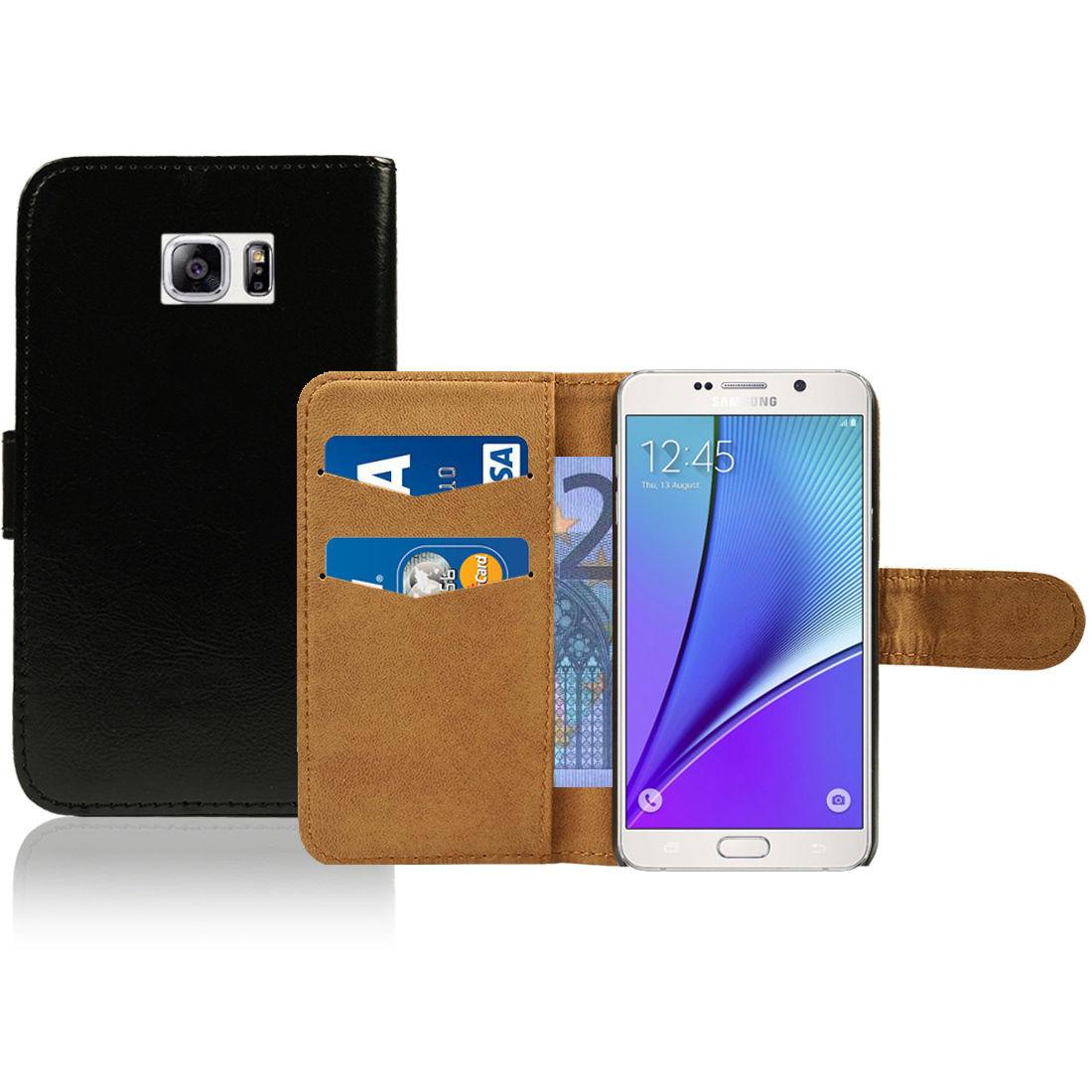 Pouzdro pro Samsung Galaxy Note 5 černé