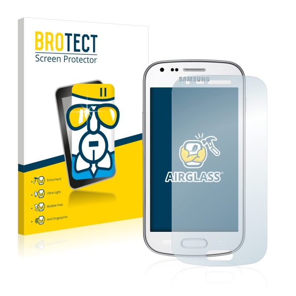AirGlass Premium Glass Screen Protector Samsung Galaxy Trend Plus S7580