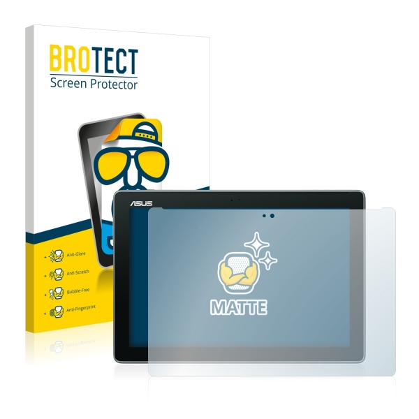 2x BROTECTHD-Clear Screen Protector Asus ZenPad 10 Z300C