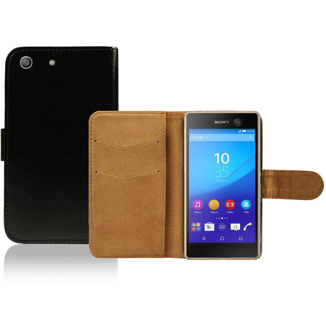 Pouzdro pro Sony Xperia M5 černé