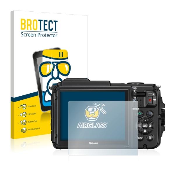 AirGlass Premium Glass Screen Protector Nikon Coolpix AW130