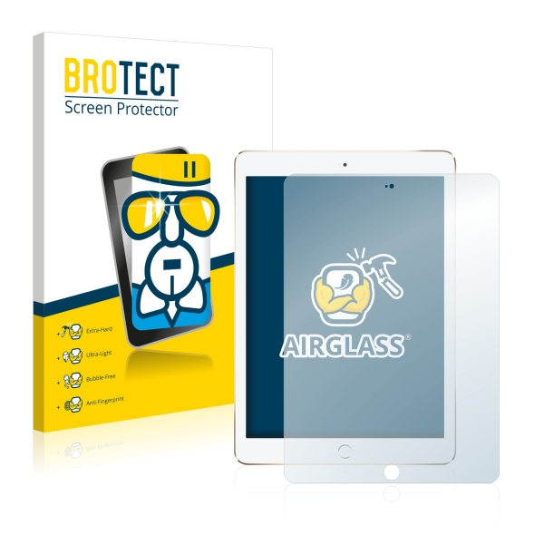 AirGlass Premium Glass Screen Protector Apple iPad Air 2