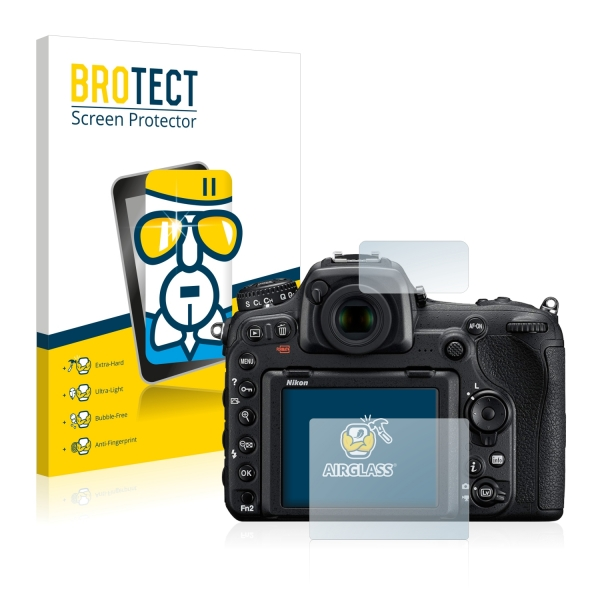 AirGlass Premium Glass Screen Protector Nikon D500